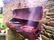 Barbecue à gachette
