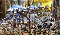 House Terryn Knights Cadian Shock Troops
