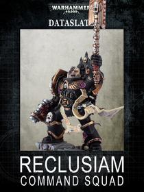 Reclusiam Cmd Squad Cover