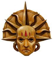 BA Death Mask