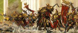 Legio Custodes Command Squad 2
