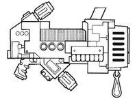 Mk XIII 'Traitor's Executioner' BA