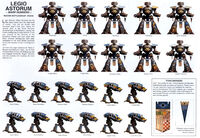Legio Astorum Reaver Battlegroup Vraks