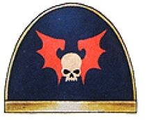 Night Lords Shoulder Pad