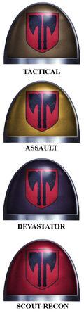 Executioners Squad Colours