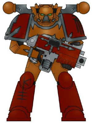 Bloodgorged Chaos Marine 1