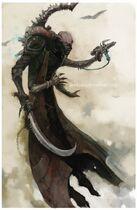 Dark eldar haemonculous 2 by beckjann