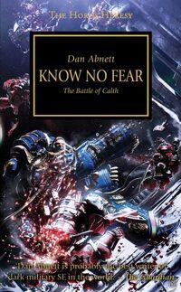 19. Know no fear