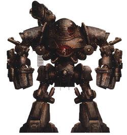 Castellax Battle-Automata Xana II Revenant