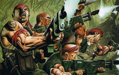 Catachan Jungle Fighters 2
