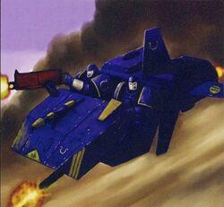 Flius Land Speeder Squadron