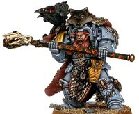 Njal Stormcaller - Runic Termi Armour