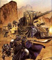 Tallarn Artillery