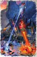 Brass Scorpion battle