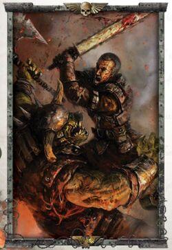 Brawler vs. Ork