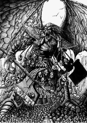 Demon Prince Angron