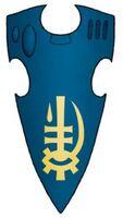 Ulthanash Wraithknight Heraldry