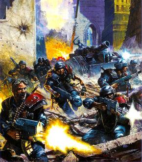 Guard Assault