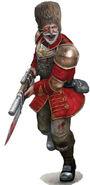 Vostroyan Firstborn Sgt