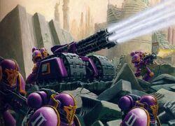 EC Rapier Laser Destroyer