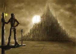 Hive world City
