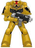 Doom Warriors Marine