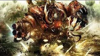 Top strongest Warhammer 40k beings