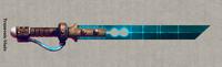 Transonic Blade