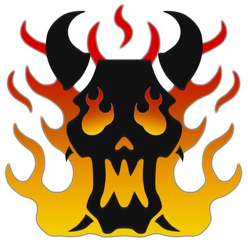 File:Word Bearers Emblem by steel serpent.png