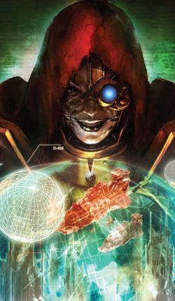 Istavaanian Inquisitor