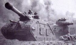 DK 14th Tank advance