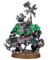 Ork Oddboyz - Mekboy with Kustom Mega Blasta