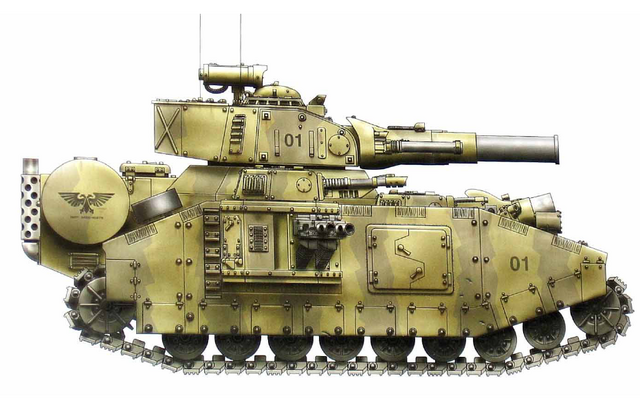 File:Baneblade of Tallarn 409th Heavy Tank Regiment.png