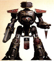 Legio Mortis Reaver Varcarnerix