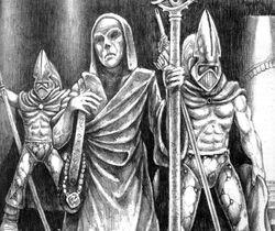 Legio Custodes illustration