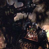 Ork Nob Big Choppa