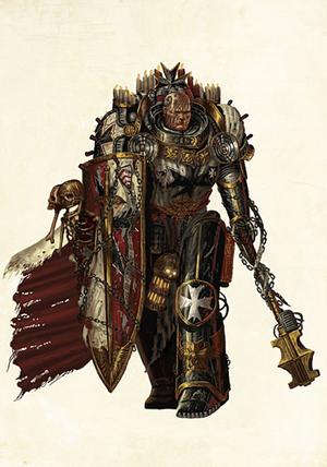 Marshall Black Templars