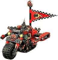 Ork Warbike 1