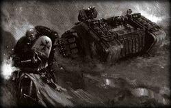 BT Land Raider Crusader
