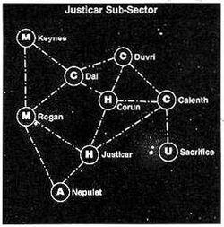 Justicar Sub-Sector