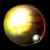 Kritias Secundus planet