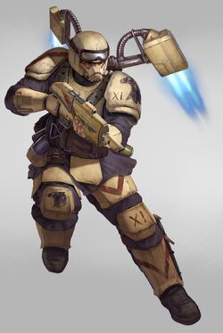 Harakoni warhawk by diegogisbertllorens