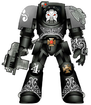 Shadow Warriors Terminator Armor