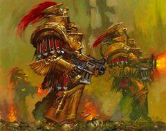 Legio Custodes Terminators 2