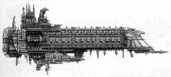 Invicible Class Fast Battleship