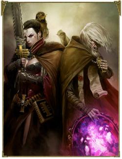 Inquisitors Puritan & Radical