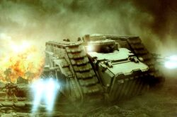 DG Land Raider Spartan Istvaan III