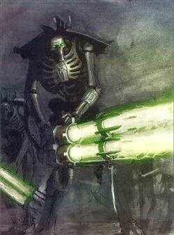 Immortal Necron