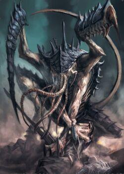 Tyranid lictor