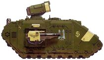 DA MKV Land Raider Helios